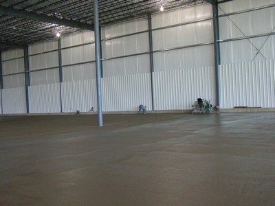 Concrete Slab